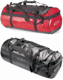 Black Cargo Bag - Expedition 120 Litre