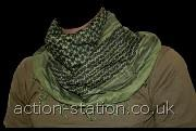 Desert Shemagh - available in choice of colours.
