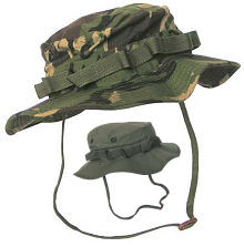 Boonie Hat - US Style Jungle Hat