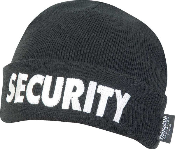 General Clothing : Headwear & Scarves : Security Bob Hat - Viper