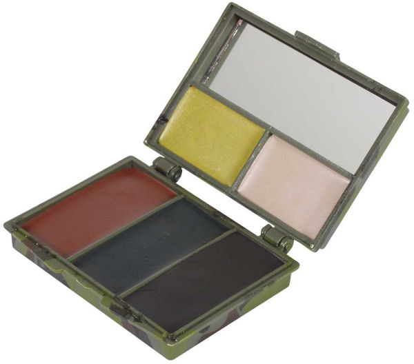 Hardware and Kit : Camouflage Accessories : Camouflage Face Paints