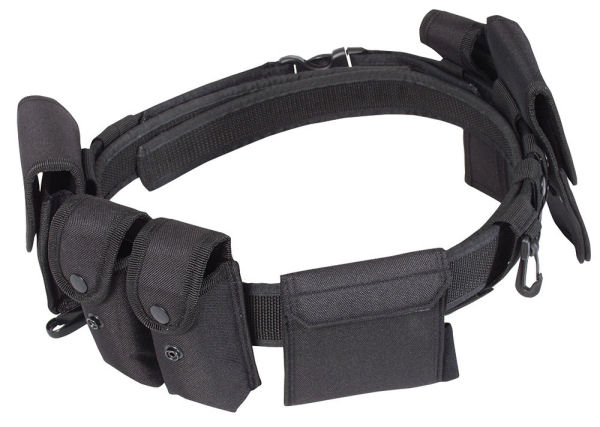 Security Accessories : Belts/Webbing/Pouches : Patrol Belt - Viper