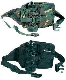 Waist Bag with Bottle - CAMO ONLY