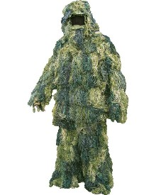 Children's Snipers Ghillie Suit