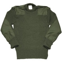 British Army Wooly Pully Jumper